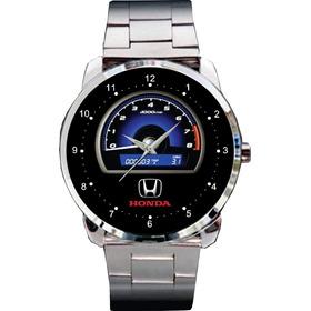 Relógio De Pulso Personalizado Painel New Civic - Cod.hrp038