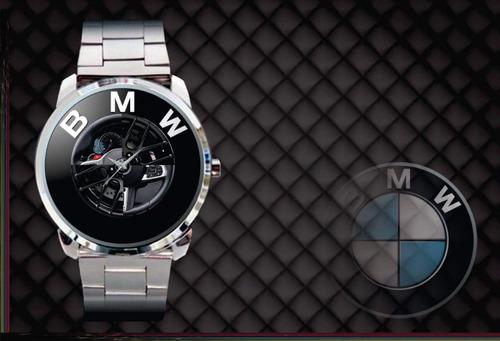 relógio de pulso personalizado painel roda carro - cod.1131