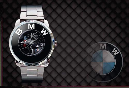 relógio de pulso personalizado painel roda carro - cod.1133