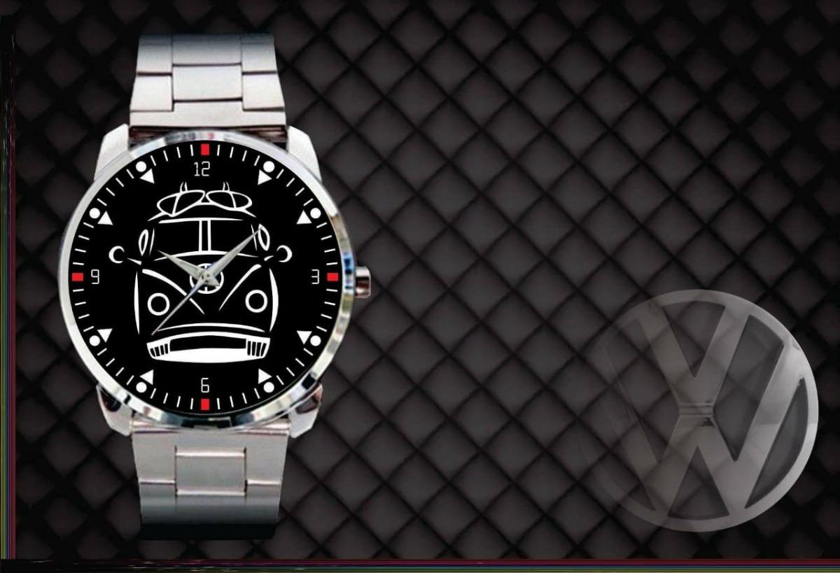 0281eeea99e relógio de pulso personalizado vw kombi corujinha surf. Carregando zoom.