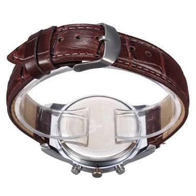 relógio de pulso - quartz yazole 311
