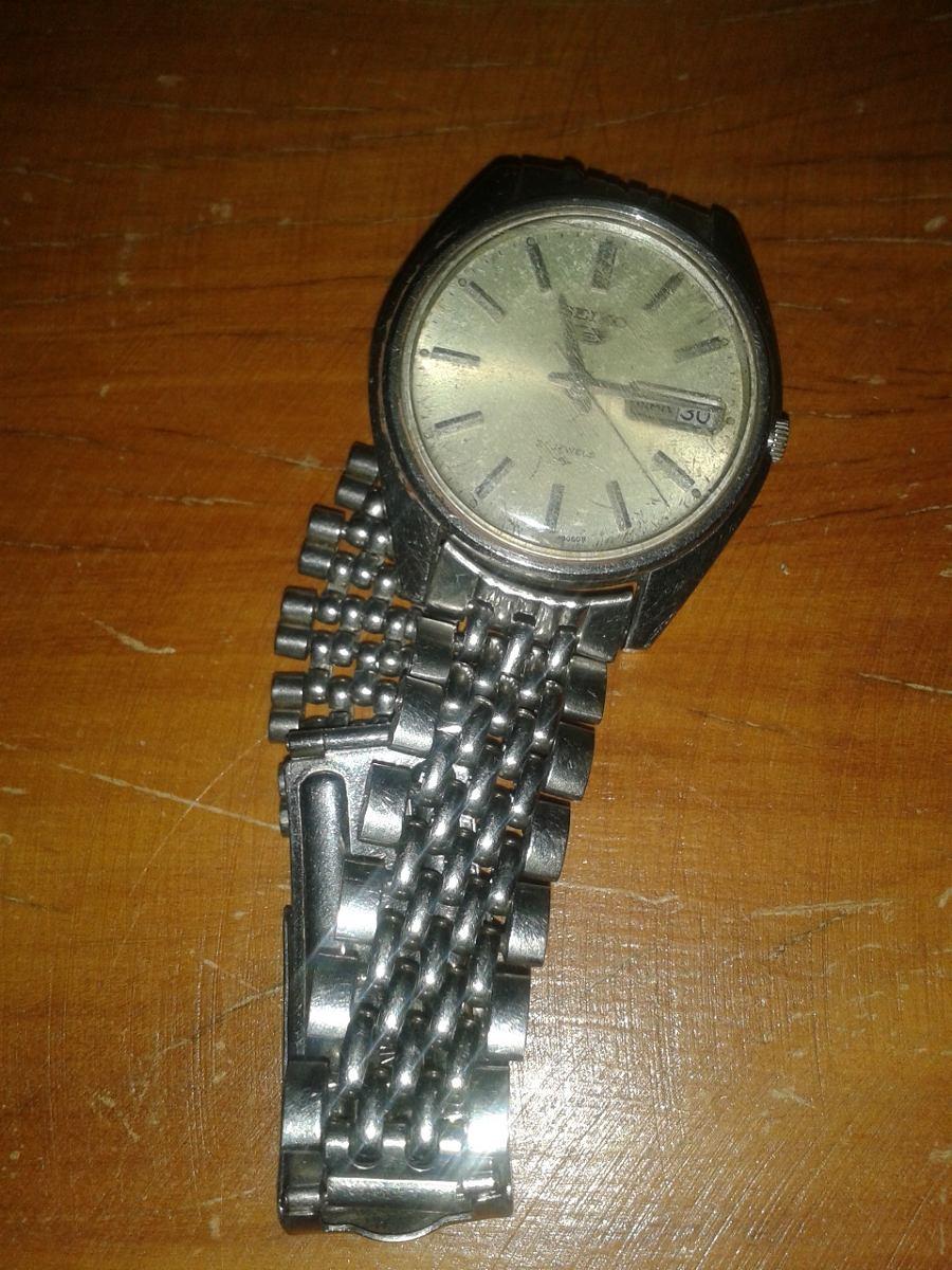 617c97b1f9b relógio de pulso seiko antigo. Carregando zoom.