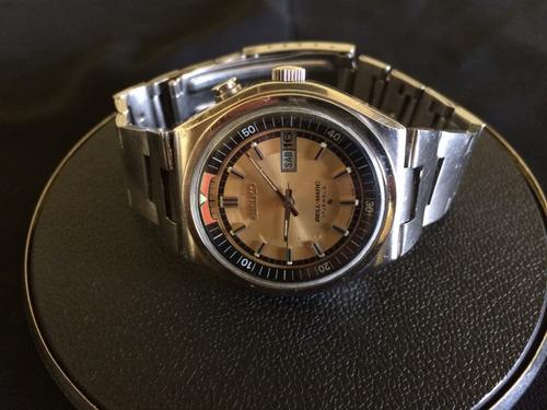 relógio de pulso seiko bell-matic masculino automatic