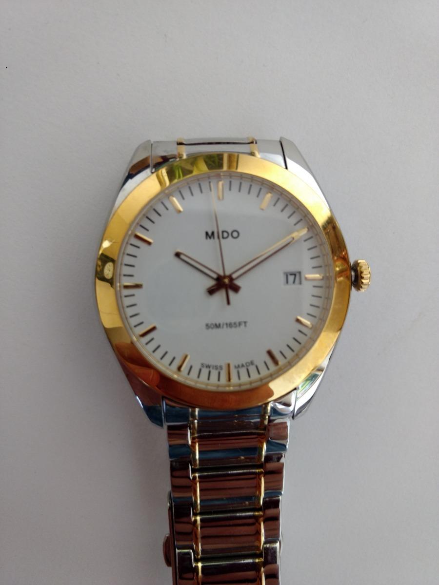 d8872e548a9 relógio de pulso suíço mido quartz. Carregando zoom.