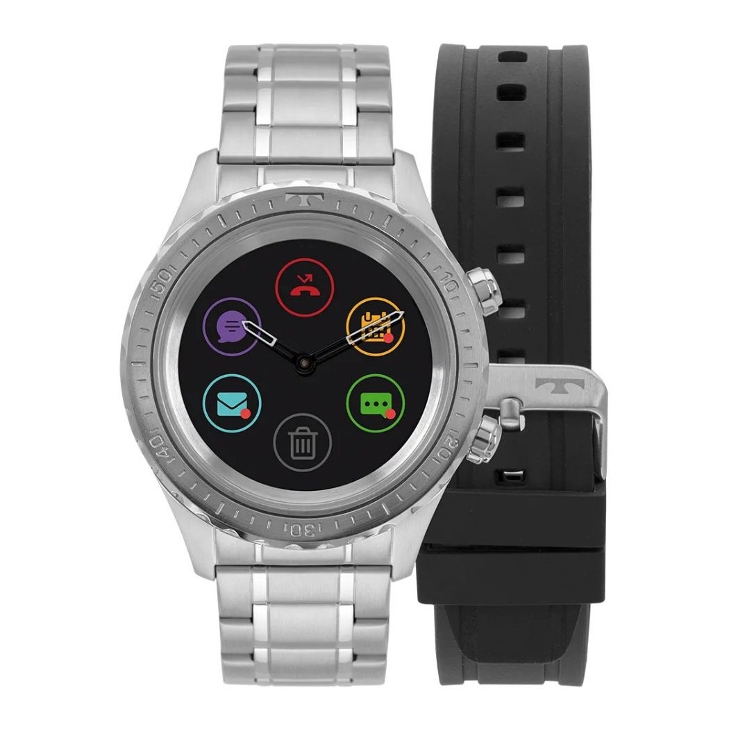 a7089b78bf8de relógio de pulso technos connect smartwatch masculino p01aa . Carregando  zoom.