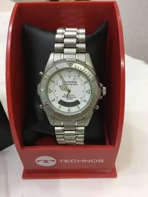 391a01193c Relogio Technos Riviera 3 Atm - Relógios no Mercado Livre Brasil