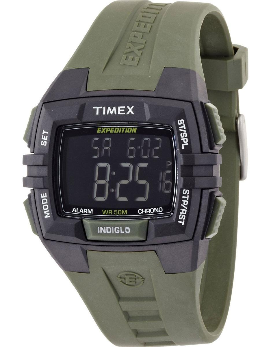 f61f40597c153 Relógio de pulso timex expedition digital masculino carregando zoom jpg  938x1200 Timex expedition relogio digital