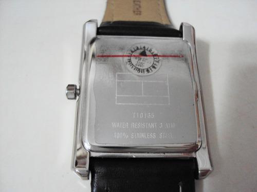 relógio de pulso tommy hilfiger - quartz