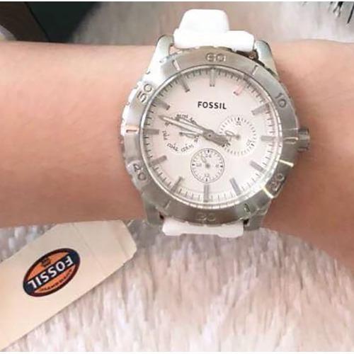 relógio de pulso unisex fosssil. original novo. mod bq1470