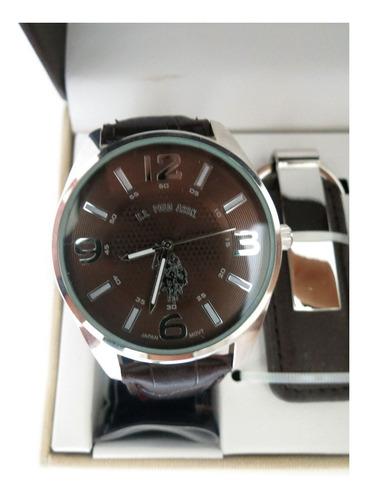 relógio de pulso u.s. polo assn. modelo usc20087 original