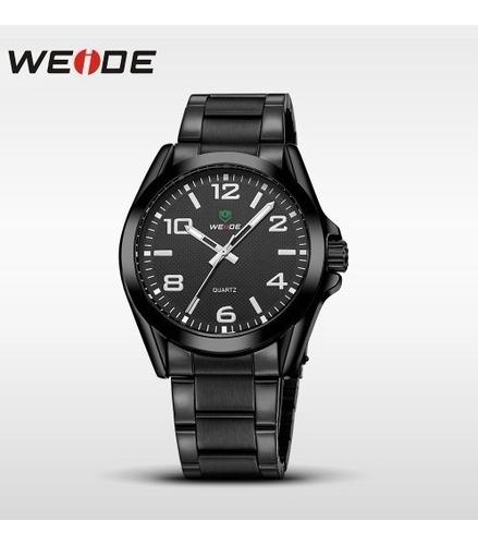 relógio de pulso weide wh-801 preto original importado