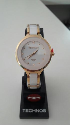 relógio de sapphire original com nota fiscal e garantia