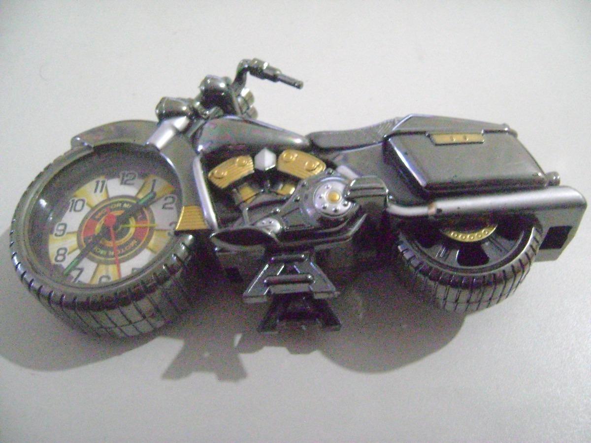 81b3b0f96e1 relogio despertador moto. Carregando zoom.