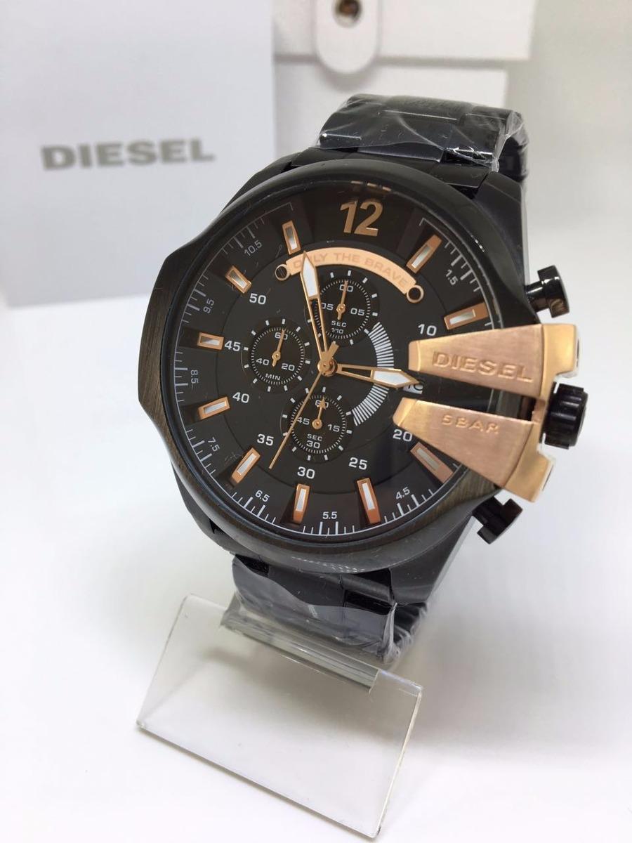 9b8af6b99d6 relógio diesel 10 bar 100% original (varios modelos). Carregando zoom.