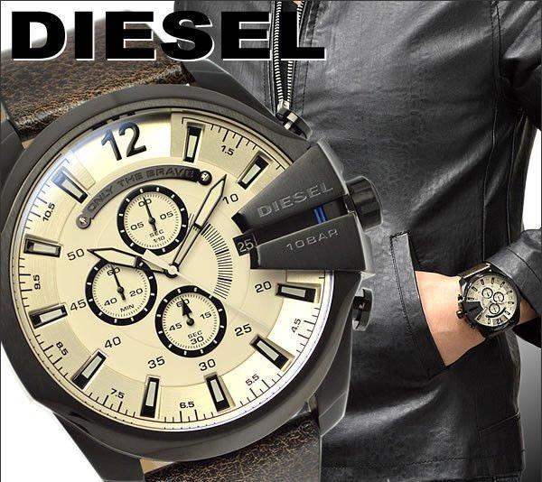 68e74b89625 Relogio Diesel 4422 Original U.s.a. Masc  Caixa Preta Manual - R ...