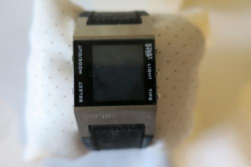 relógio - diesel alarme cronógrafo