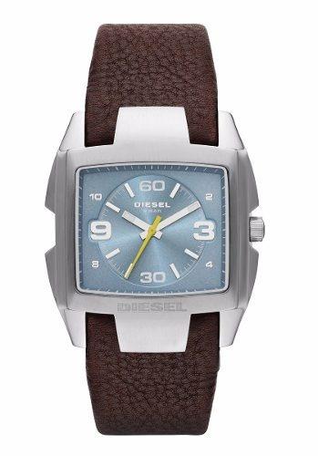 relógio diesel dz1629 marrom masculino frete grátis novo