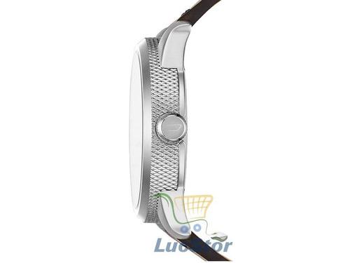 relogio diesel dz1802/0cn pulseira couro masculino