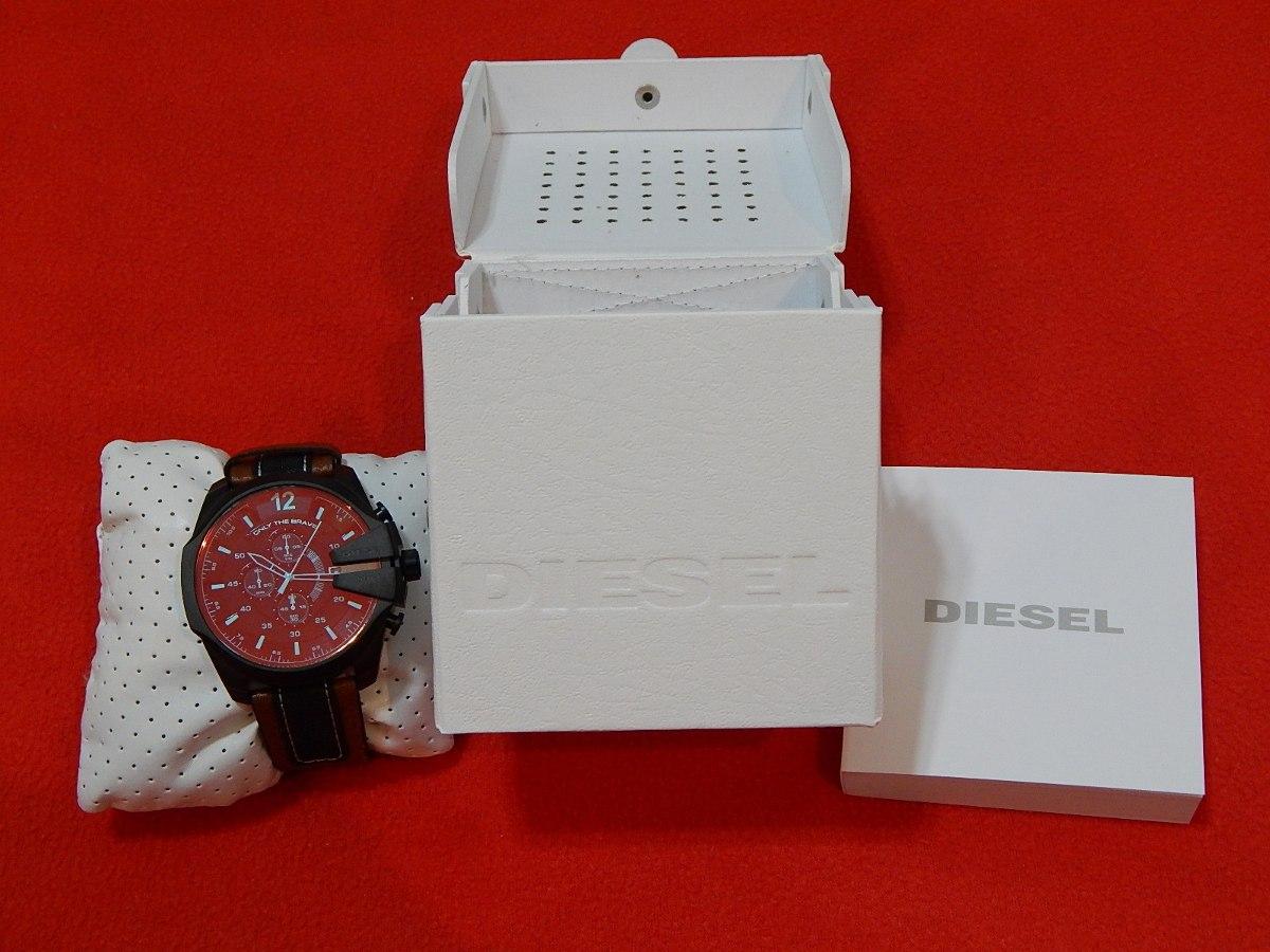 2f8c26f5ba204 Relógio Diesel Dz4305 Original - Não É Réplicas - R  938,00 em ...