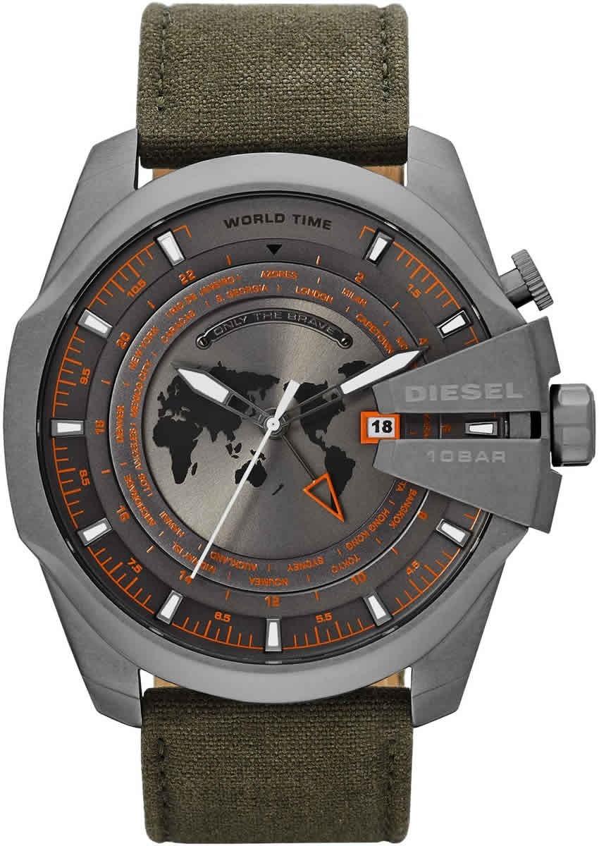 0d8e0fa4881 Relógio Diesel Dz4307 - Original Com Certificado - R  1.099