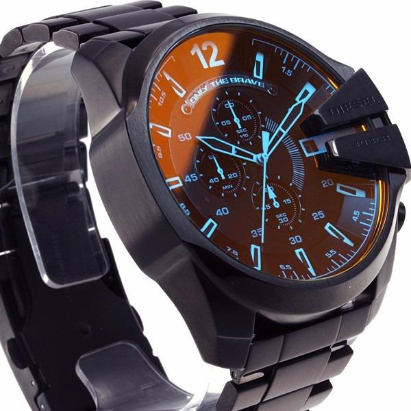 9f19b839c56 Relógio Diesel Dz4318 Original - Não É Réplic - R  980