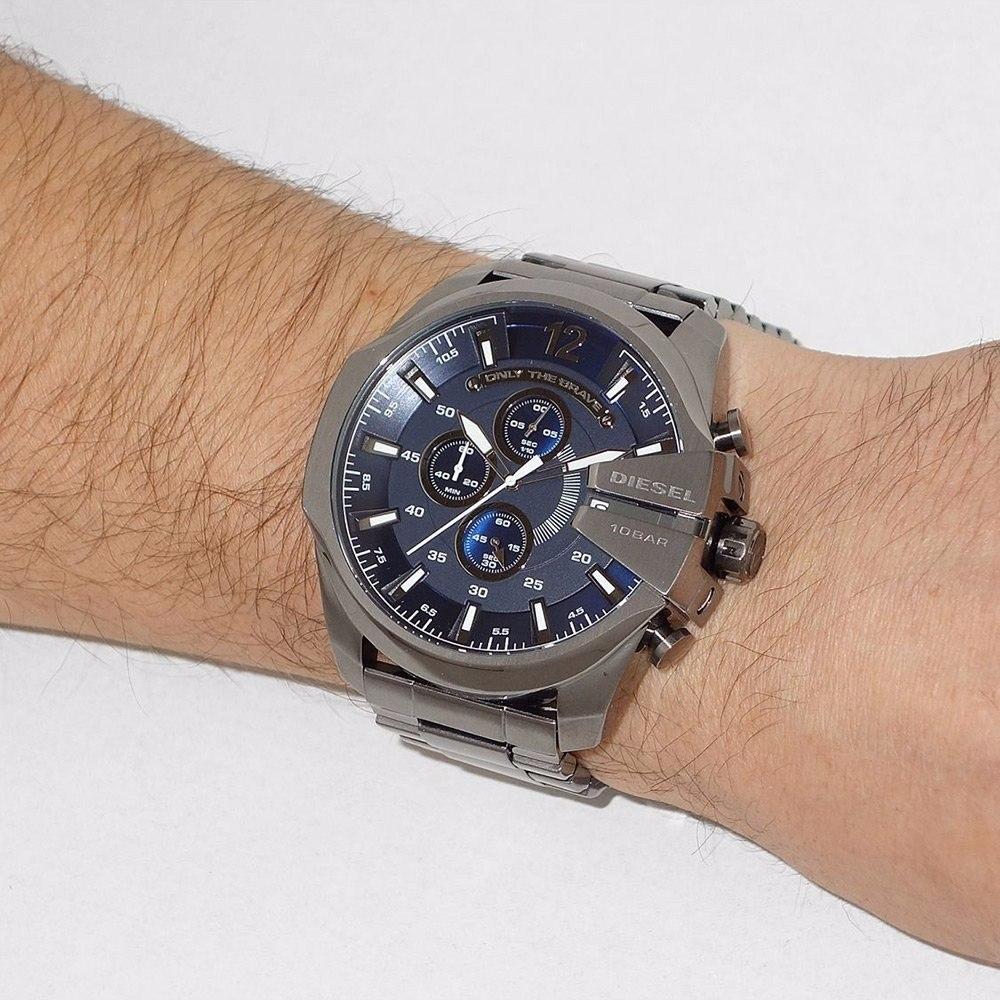 ef52e2fc669 relógio diesel dz4329 original - não é réplica. Carregando zoom.