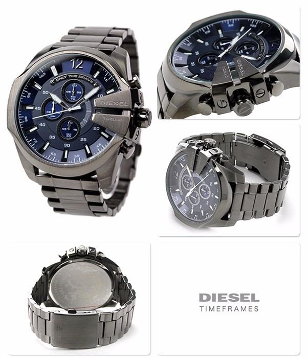 297e1c6e2ca Relógio Diesel Dz4329 Original - Não É Réplica - R  928