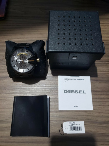 relógio diesel dz4479/1pi