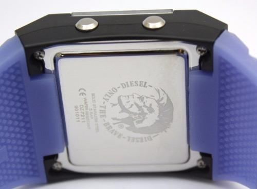 relógio diesel dz7211 thermal attraction original entrega