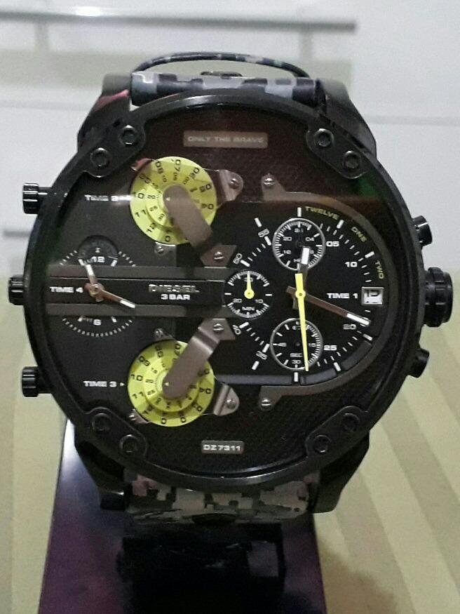 85ff3f28b1a relógio diesel dz7311 100% original sedex grátis 12×s.juros. Carregando  zoom.