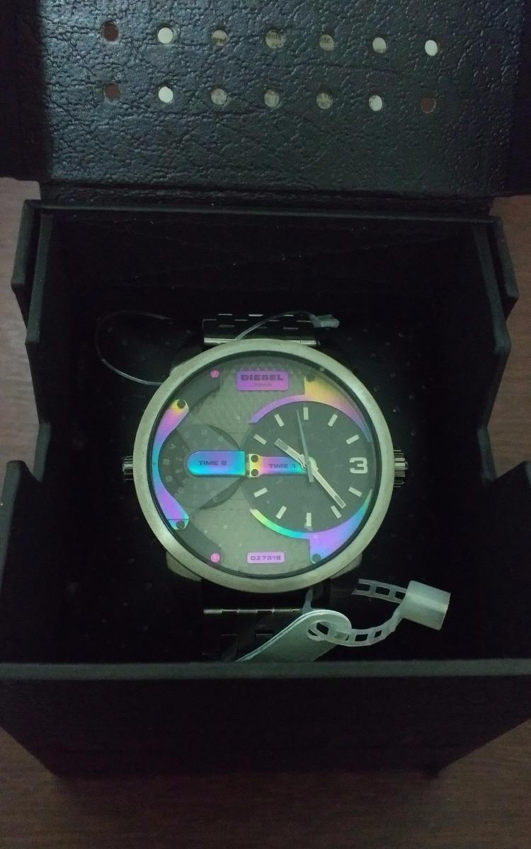 2812a9ca186d7 relógio diesel - dz7319 (preço reduzido pra vender rápido). Carregando zoom.