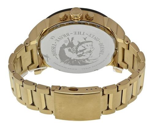relógio diesel dz7333 chronograph original com certificado