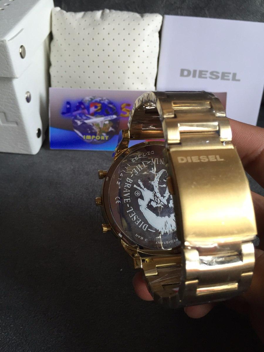 be1bcda3261 relogio diesel dz7333 mr daddy 2.0 gold dourado 12x s juros. Carregando  zoom.