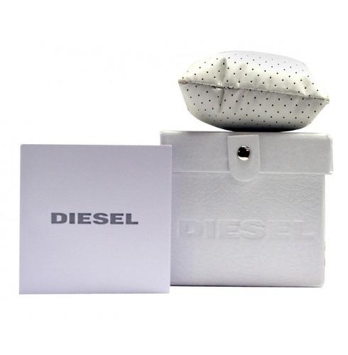 relógio diesel dz7349 mr. daddy 2.0 m91 prata preto c cx