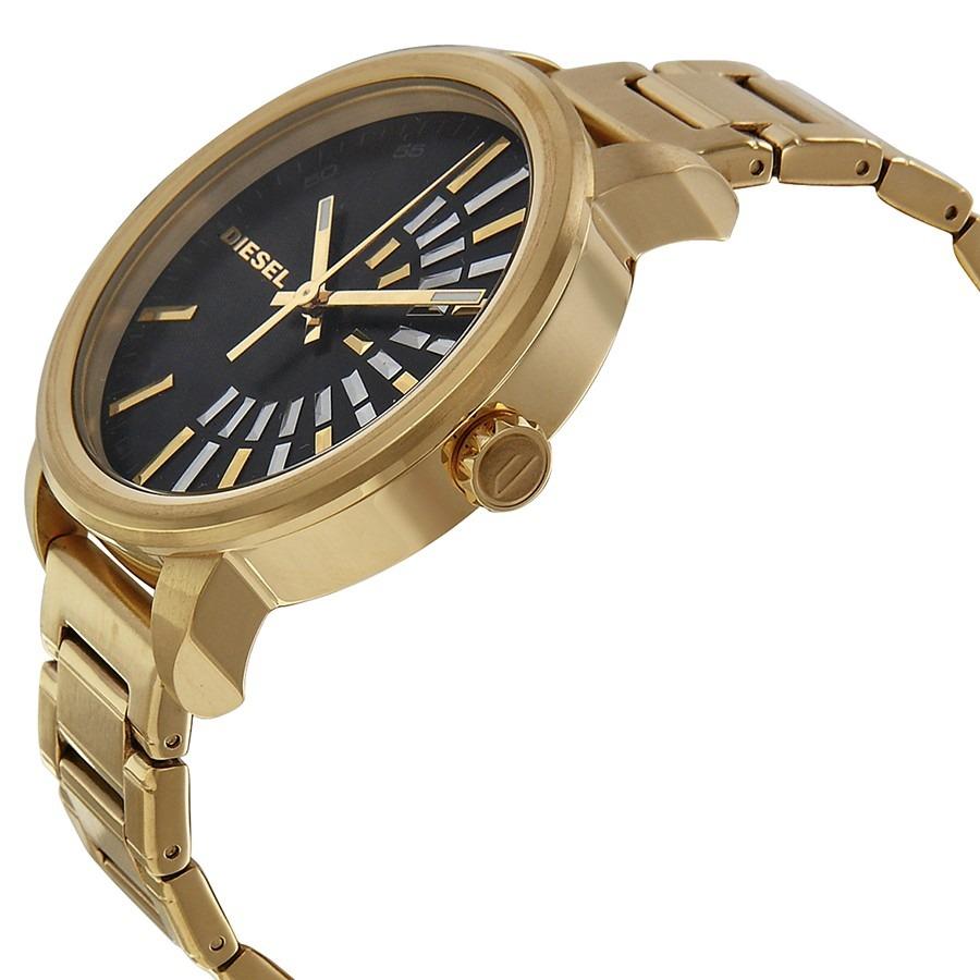 7f7eee1c173 relógio diesel feminino original dourado e dour. rosê dz5417 · relógio  diesel feminino. Carregando zoom.