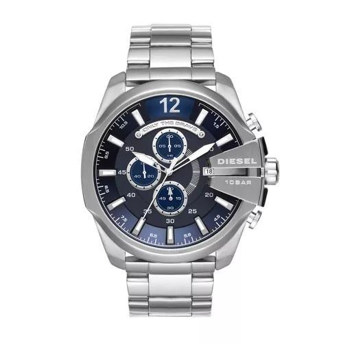 a5611ad890b17 Relógio Diesel Masculino Mega Chief Analógico Dz4417 1ki - R  1.704,60 em  Mercado Livre