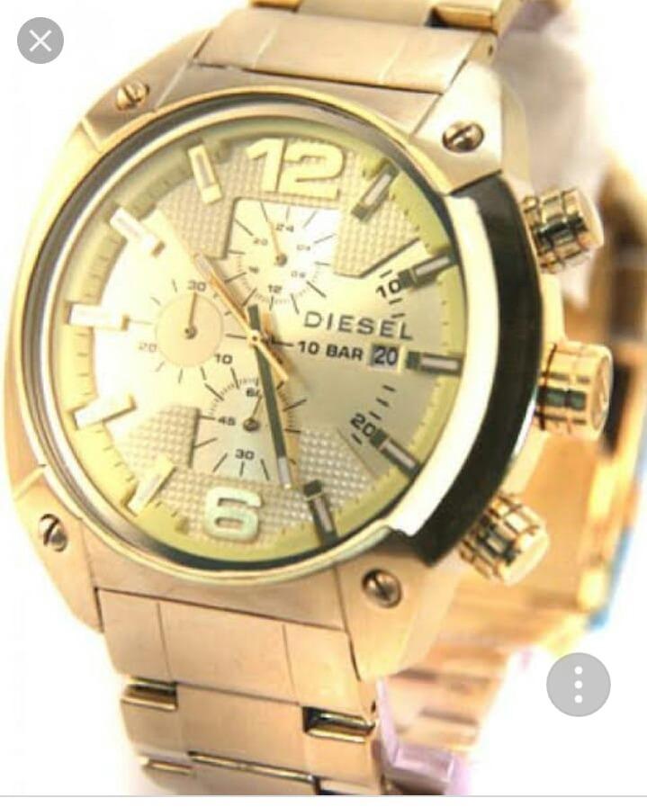 da1b2e8bc62 Relógio Diesel Masculino Overflow Dz4342 Original - Vitrine - R  517 ...