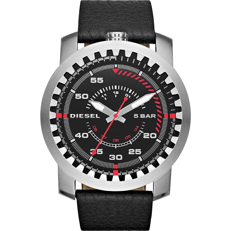 f7f2ddb3fef Relógio Diesel Rig Masculino Dz1750 - R  650