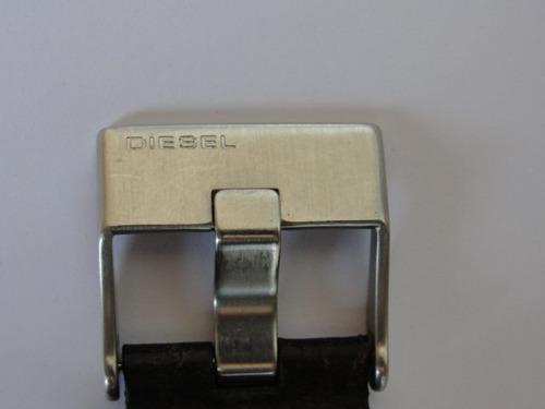 relógio diesel - masculino - dz-2135 - 100% original