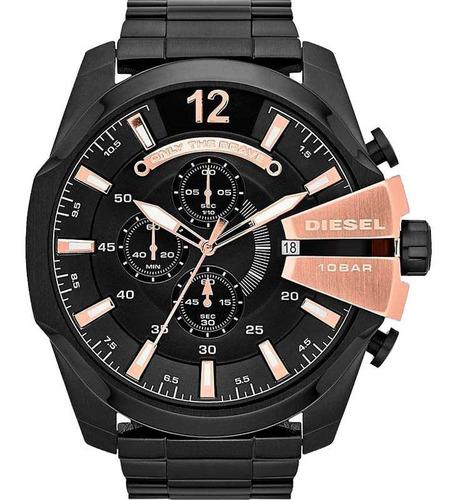 relógio diesel masculino dz4309/1pn