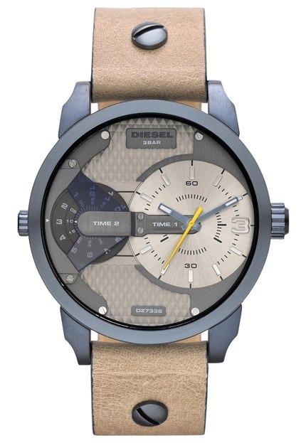 53fc2958885 Relógio Diesel Masculino Dz7338 0an Azul - Loja Oficial - R  1.299 ...