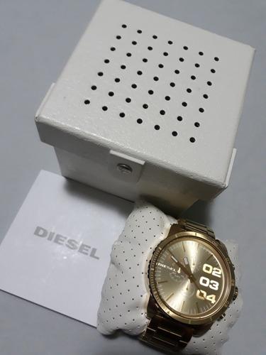 relogio diesel masculino ldz4268 dourado