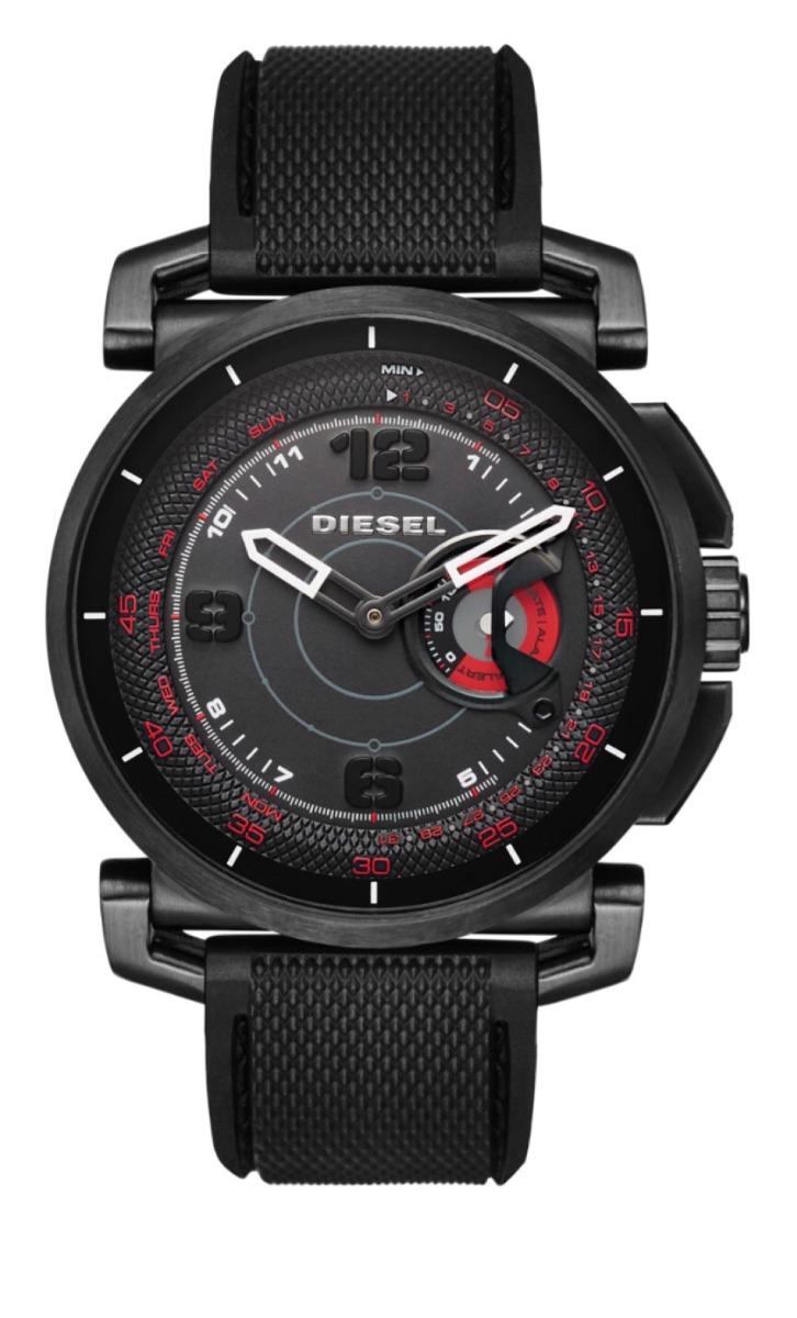 d39d93736f3 Relógio Diesel On Hybrid Smartwatch Preto Puls Preta Silicon - R ...