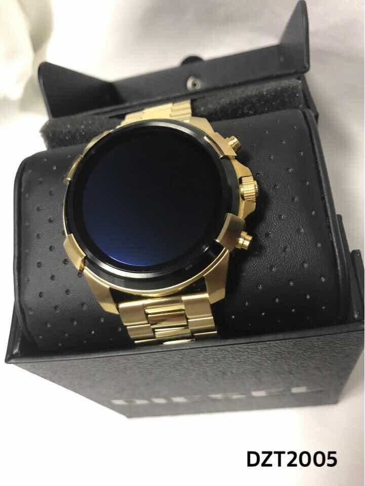 ba3757b594d relogio diesel smartwatch touchscreen modelo dzt2005. Carregando zoom.