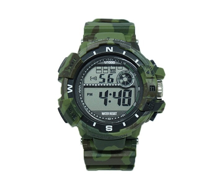 0ab919cbc47 Relógio Digital Casio G-shock Camuflado - R  60
