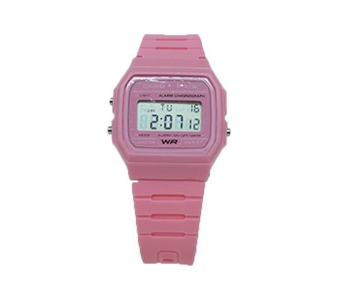 97426389f01 Relógio Digital Casio Rosa - R  59