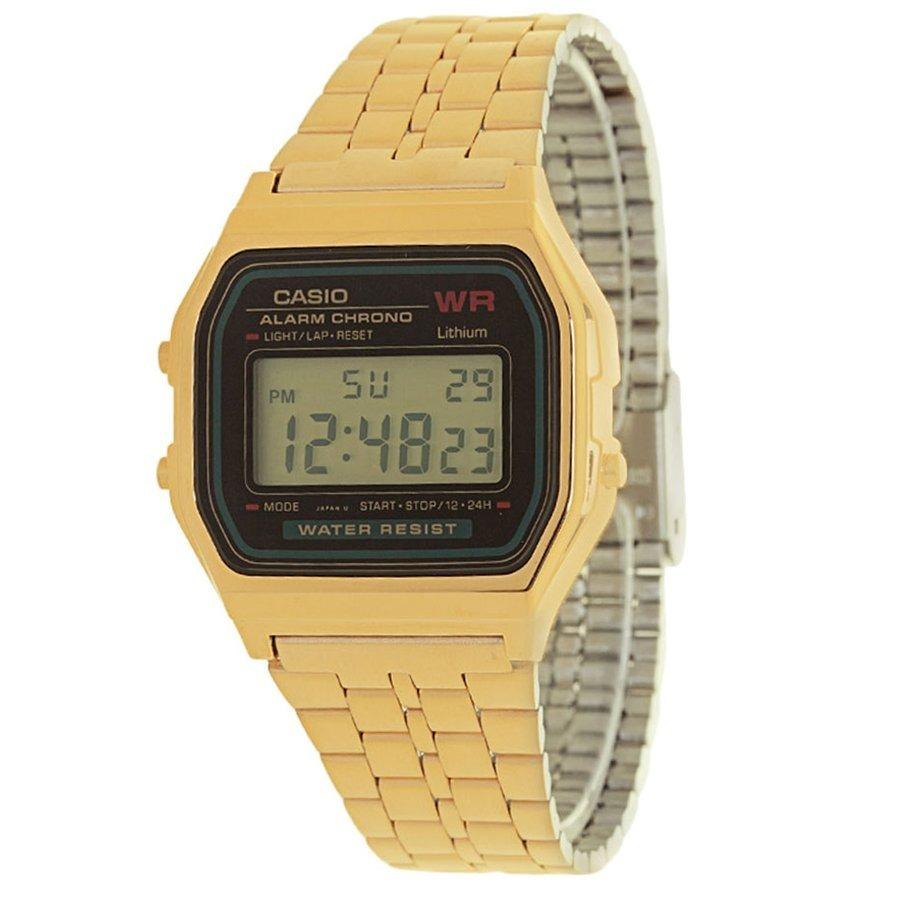 de13ce2f6ac relógio digital casio vintage a159wgea-1df - original+ frete. Carregando  zoom.