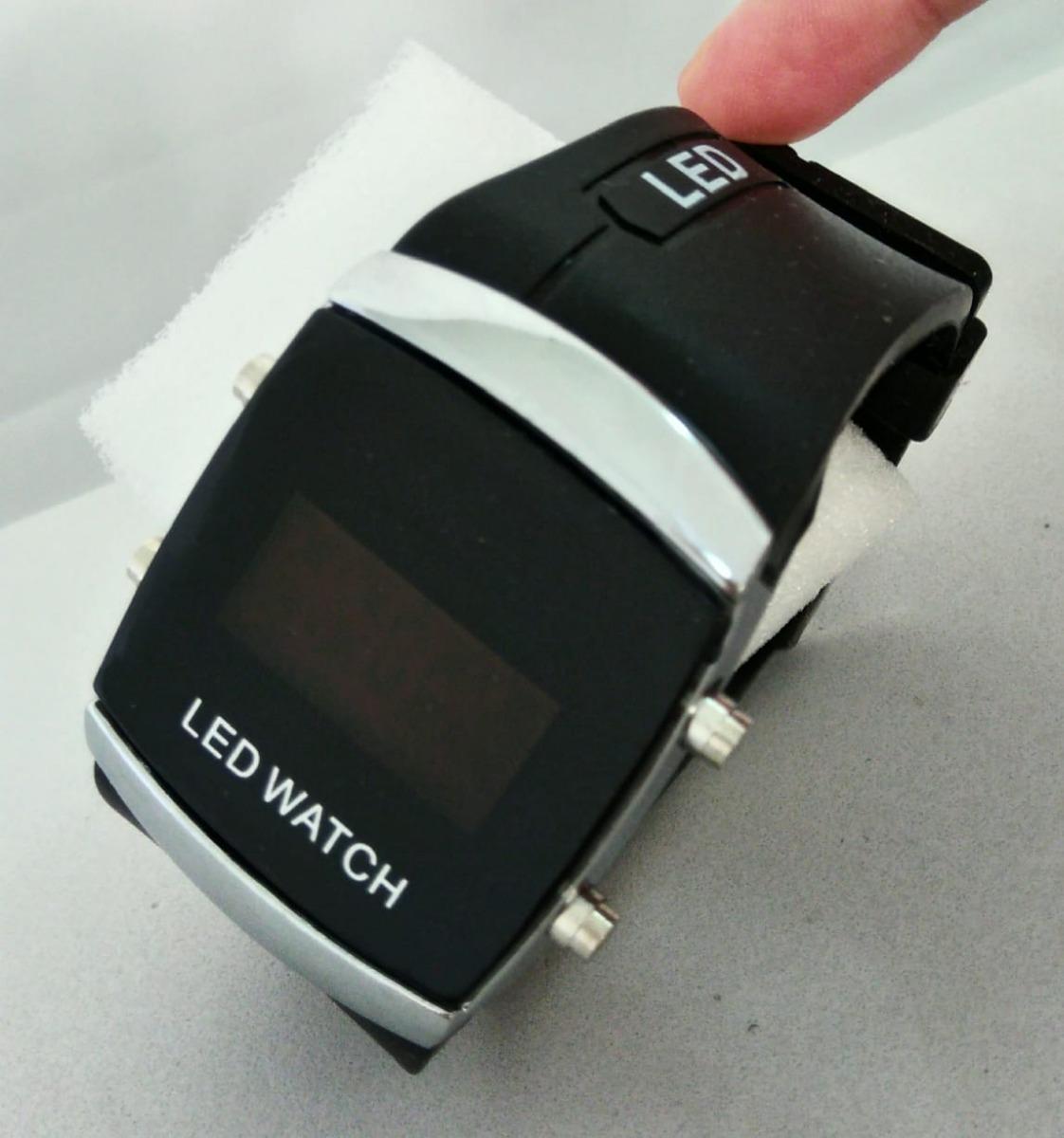 e76f6979f0e relógio digital de led corrida treino esportivo modelo novo. Carregando  zoom.