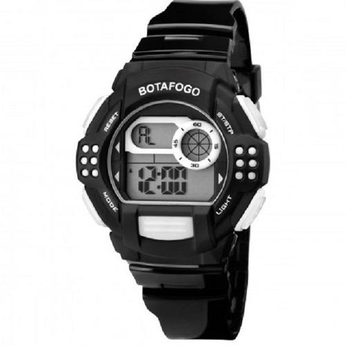 relógio digital do botafogo original bot13615a/8p by: techno