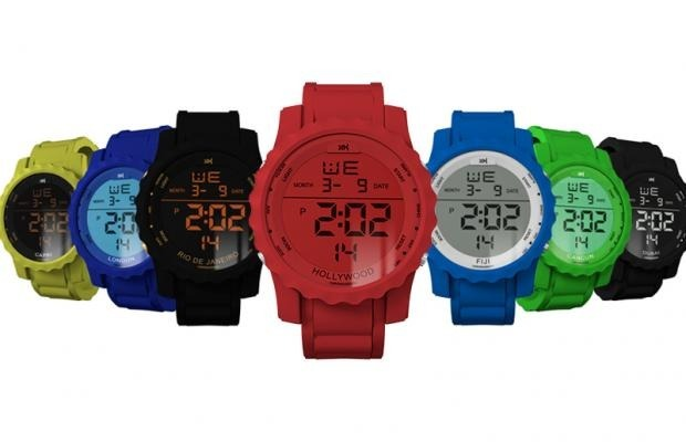 47946be1ceb Relógio Digital Esportivo 18k Watches Moda Varias Cores - R  39
